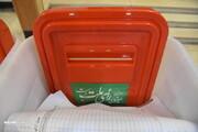 تصاویر | آماده سازی صندوقهای اخذ رای  برای انتخابات مجلس