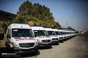 ممنوعیت انتقال بیماران مشکوک به کرونا با آمبولانس خصوصی