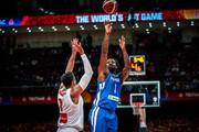 پیروزی تیم ملی بسکتبال مقابل سوریه