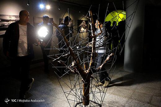 نمایشگاه جشنواره هنرهای تجسمی فجر