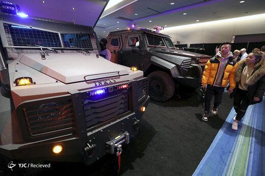 نمایشگاه بین المللی اتومبیل در کانادا