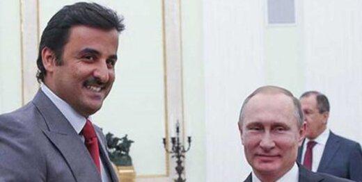 قطر و روسیه یادداشت تفاهم امنیتی امضا کردند