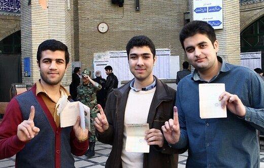 ۳۷ هزار و ۸۲۳ دانش آموز استان رأی اولی هستند