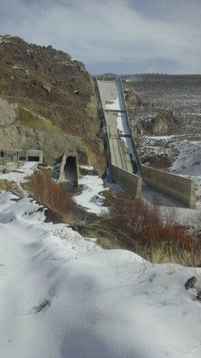 شبکه آبیاری پایاب سد گیوی در شهرستان کوثر احداث میشود