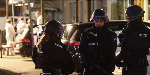 تیراندازی مرگبار در آلمان با 9 کشته/قاتل خودکشی کرد
