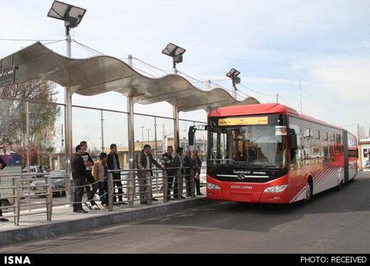 ضدعفونی کردن اتوبوسهای پایتخت از امشب