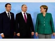 پوتین با مکرون و مرکل در مورد ادلب گفتوگو  کرد