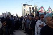 ببینید | شرکت مردم کرمان در انتخابات در حوزه رایگیری گلزار شهدا