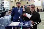 ببینید | جدیدترین چهرههای سیاسی پای صندوق رای: از نماینده رد صلاحیت شده تهران تا فرمانده سپاه قدس