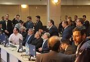 بازدید لاریجانی از ستاد انتخابات/ عضو شورای نگهبان: رسانههای بیگانه تبلیغ کردهاند که تعرفههای رای، ویروس کرونا دارد
