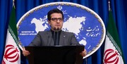 Spox: Iran to stand by Afghanistan in fighting terrorism, extremism