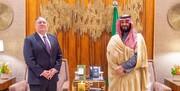 هشدار پمپئو در عربستان: نباید در برابر ایران کوتاه بیاییم