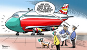 راهحل سفر هوایی بدون خطر کرونا کشف شد!