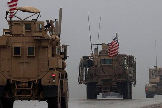 ببینید | درگیری جالب خودروهای نظامی آمریکا و روسیه در سوریه!