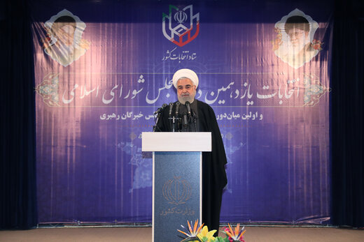 Pres. Rouhani: Iranian nation to disappoint enemies