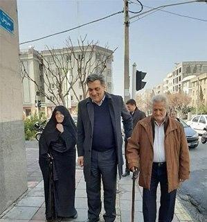 جدیدترین چهرههای سیاسی پای صندوق رای: از نماینده رد صلاحیت شده تهران تا فرمانده سپاه قدس