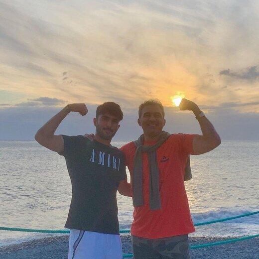 عابدزاده ها در جزیره زیبای پرایا فورموزا