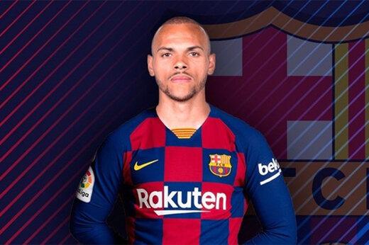 ببینید | بازیکن نه چندان خارق العاده ای که به بارسلونا پیوست