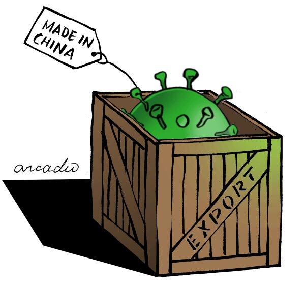 مهمترین صادرات این روزهای چین!