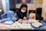 درج نام قالیباف و آقاتهرانی بر روی برگههای رأی+عکس
