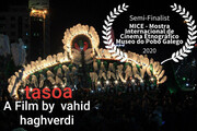 فیلم مستند تاسوع,جشنواره بین المللی فیلم کوتاه موسترا اسپانیا