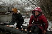 ببینید | نگاهی به زندگی بیخانمانهای سیبری در سرمای کشنده روسیه