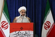 قدردانی امام جمعه قزوین از دست اندرکاران انتخابات