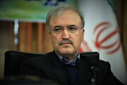 وزیر بهداشت: به زودی کرونا را شکست میدهیم
