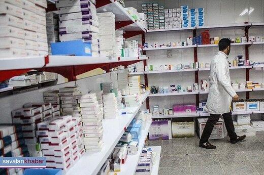 پلمپ یک داروخانه در اردبیل به دلیل گران فروشی