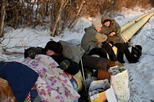 بیخانمانهای سیبری