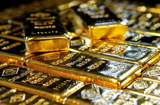 طلا دوباره بالا رفت