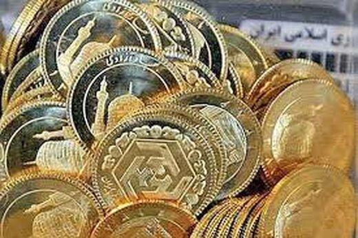 سکه بیش از ۳۰۰ هزار تومان گران شد