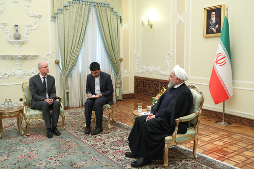President: Way of JCPOA talks with EU not closed by Iran