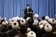 ببینید | پاسخ تصویری خبرگزاری فارس به شایعه سازی خارجی درباره جلسه درس خارج فقه امروز رهبر انقلاب