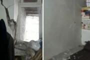 ببینید | تصاویری از خسارت زلزله قطور