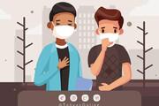 اینفوگرافیک | اصول درست ماسک زدن را یاد بگیرید