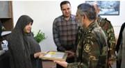دیدار سرلشکر موسوی با خانواده شهدا و جانبازان در کرمان