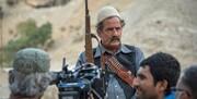 مجید مظفری اینطور دفاع از خاک و ناموس را به نمایش میگذارد