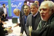 ببینید | محسن هاشمی: خوشبختانه آقای ظریف بلد بودند و دست ندادند