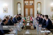 مباحثات بین وزیر الخارجیة ونظيره النمساوي حول الاتفاق النووي