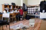خوابگاههای دانشگاه تهران تا فردا صبح تخلیه میشود