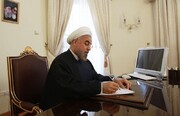 Rouhani congratulates Mongolian president on National Day