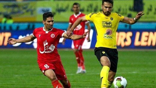 بیانیه مشترک باشگاههای شهرخودرو و سپاهان/فوتبال بدون تماشاگر یک رقابت بی روح است