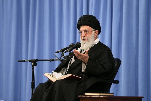 پاسخ رهبر انقلاب به فضاسازی علیه انتخابات ایران به بهانه ویروس کرونا