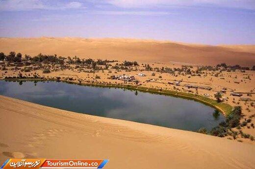 دریای شن یوباری(اوباری) و توریست های ماجراجو