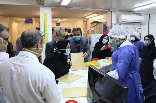 کمبود امکانات پرستاران غرب گلستان در مواجهه با ویروس کرونا
