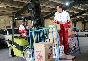 ارسال انواع کمکهای مردمی یزد به مناطق سیل زده سیستان و بلوچستان
