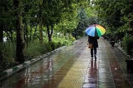 باران و گرد و غبار دوشنبه میهمان خوزستان