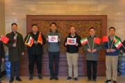 ببینید | ویدئویی که سفیر چین برای همبستگی با ایران منتشر کرد