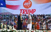 سفری پر زرق و برق به احمدآباد در آستانه انتخابات
